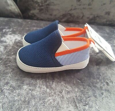 Brand New with tags. 2 pairs of baby boy shoes. Jasper Conran & Mamas and Papas