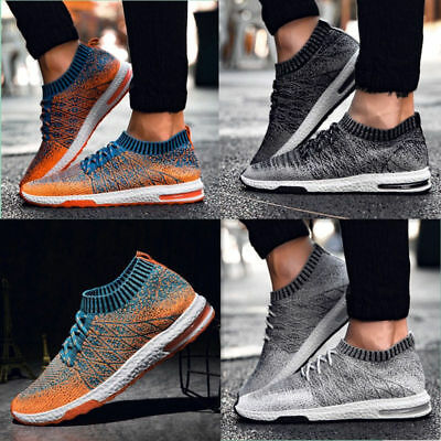 2018 New Fashion Breathable Mesh Summer Men Casual Shoes Slip On Male Footwear