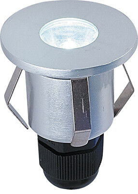 Empotrable donisi ip65 led 1w 72lm 3000k inox