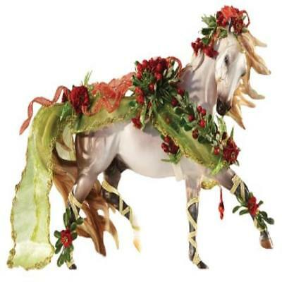 ❤ Toy Kids Breyer Bayberry & Roses 2014 Holiday Horse Play Christmas List ❤ New