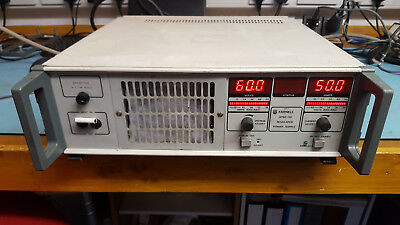 Farnell AP60-50 0-60V 0-50A 1KW adjustable power supply PSU with case.