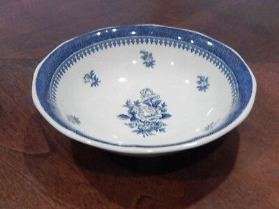 """Wedgwood Georgetown Collection """"Springfield"""" Pattern Coupe Cereal Bowl (S)"""