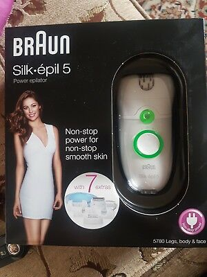 Braun Silk•epil 5 - opened but never used