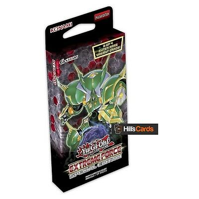 Yu-Gi-Oh: Extreme Force Special Edition - Booster Pack of 29 Cards: Sealed Box