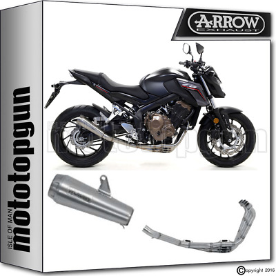 Arrow Full System Exhaust Pro-Race For Racing Use Honda Cb 650 F 2014 14 2015 15