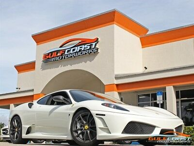 Other  2009 Ferrari 430 Scuderia White 5k miles RARE CAR!!