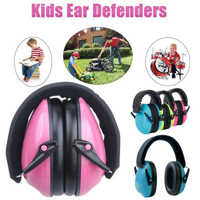 Children'S Cover Kid Earmuff Earshield Anti-Noise Accessories Ear Protection