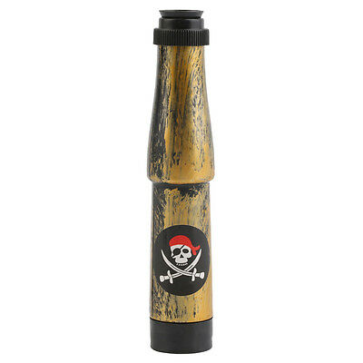 Pirate Captain Costume Toy Nautical Telescope Halloween Party Kids Gift AQ
