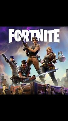 FORTNITE / SAVE THE WORLD Standard Edition / KEY / CODE [ PC / PS4 / XBOX ]