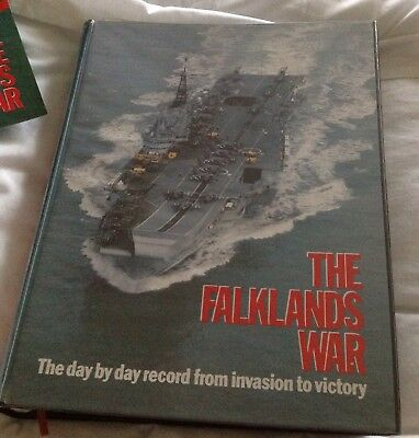 The Falklands War The Day By Day Record Bound Collection
