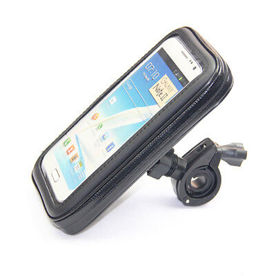 360??Waterproof Bike Mount Holder Case Bicycle Cover for Various Mobile Phones 3