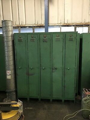 Industrial Factory Lockers
