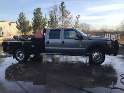 2012 Ford F-450 XLT XLT 4x4 with new motor and egr,DPF,def delete and tuner