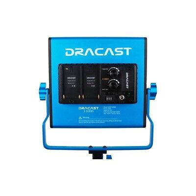 Dracast S-Series LED500 Panel (Bi-Color with Dual NPF Battery Plates) - New