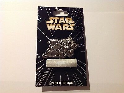 Disney Star Wars Series Limited Edition The Ghost Pin w/ Stand New Release!