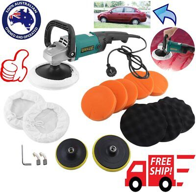 MultifunctiROal Electric Car Polisher Machine Polishing Cleaning Machine AUSO