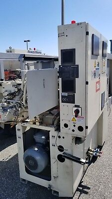 2 Used Krauss Maffei KM50-220C Injection moulding machine For Parts Or Repair