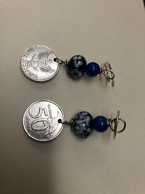 Indonesia Coin Earrings