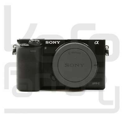 Autentico Sony Alpha A6000 Mirrorless Digital Camera Black Body Only