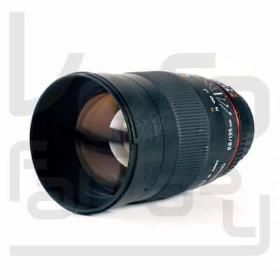 Autentico Samyang 135mm F/2.0 ED UMC Lens for Sony E-Mount