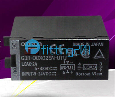 New 1PCS Omron G3R-ODX02SN-UTU 5-24VDC Solid State Relay