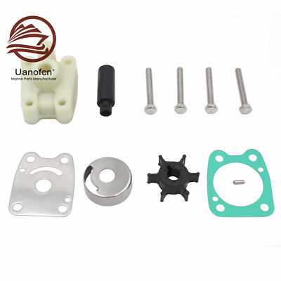 New Outboard Water Pump Repair Kit for yamaha 6E0-W0078-A3-00 4A&5C 4/5HP