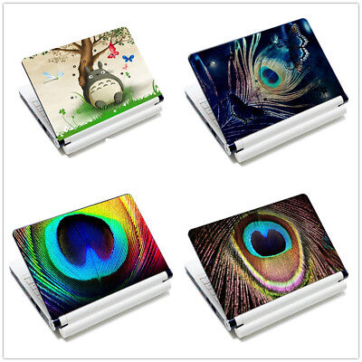 "Laptop Sticker Skin Cover Universal For 13"" 14"" 15"" 15.4"" 15.6"" PC Notebook AU"