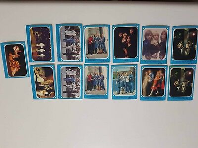 ABBA Music Bubblegum Cards Collectables 1976