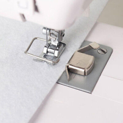 Strong Magnetic Seam Guide Domestic Metal Sewing Machine Foot For Singer Brother
