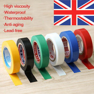 ANTISTATIC LEAD FREE Vinyl Tape Insulation Wiring Harness ... on