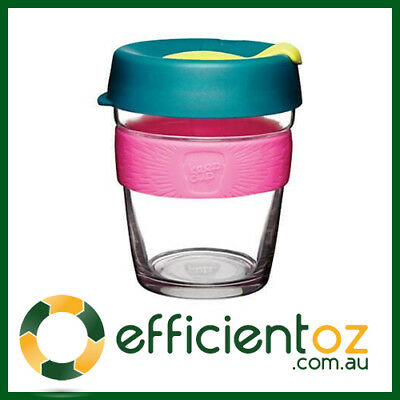 Glass Keep Cup KeepCup - Brew - Reusable Barista Eco Coffee ATOM