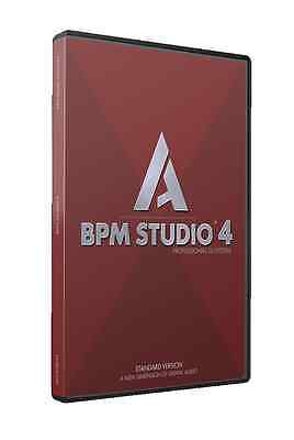 Alcatech BPM Studio Standard   XP/Vista/Windows7/8/10 - neu & OVP  DJ Software