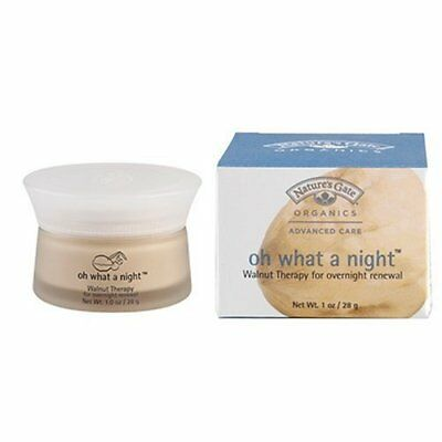 Organics, Oh What A Night, Walnut Therapy for Overnight Renewal, 1 oz (28 g)