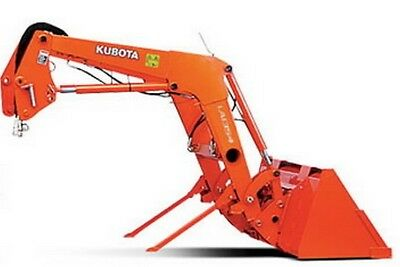 Kubota Front Loader - Parts Manuals - Many Many Models!!!