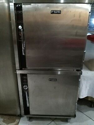 FWE Stainless Steel, Heated Holding Cabinets Model UHS -4
