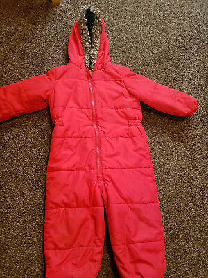 6f32beed8 NEXT BOYS SNOW suit 2-3 years - £2.80