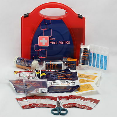 Blue Dot Eclipse Complete Burn Care First Aid Kit No1 Quick Emergency Stop Fast