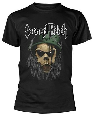 Sacred Reich 'OD' T-Shirt - NEW & OFFICIAL!