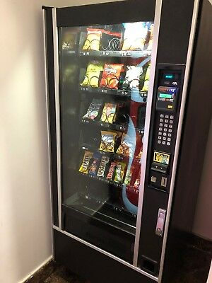 Vending Machines In Location For Sale (3 Machines)