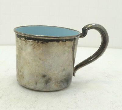 Vintage Reed & Barton Sterling Silver Mini Cup in X31 A8382