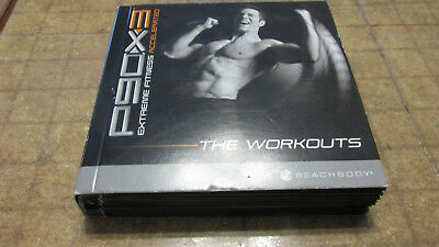 P90x3 Replacment DVD 1-10 Extreme Fitness Accelerated Beachbody free shipping