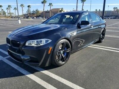 M5  2015 BMW M5 4dr Sdn
