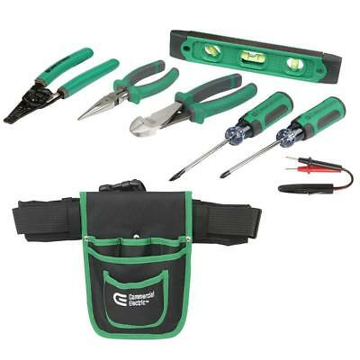 Commercial Electric 8-Piece Electrician's Tool Set (Lot of 10)