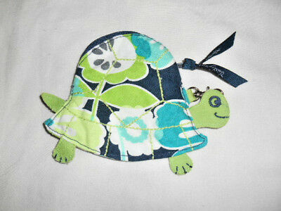 Thirty One Gifts Turtle Icon Coin Purse Change Rare Free Ship NWOT