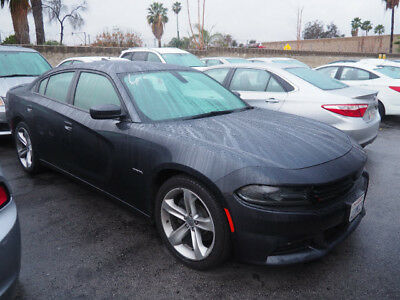 2016 Dodge Charger  2016 Dodge Charger R/T