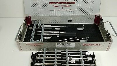 Synthes Small Fragment Instrument Set LC-DCP complete , orthopedic , trauma