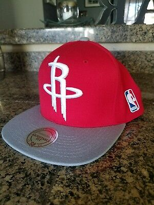 ad218c2e33d ... discount code for mitchell ness nba houston rockets snapback adjustable  hat new 94994 7f3b3