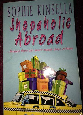Shopaholic Abroad book by Sophie Kinsella