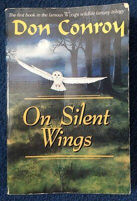 Don Conroy book On Silent Wings
