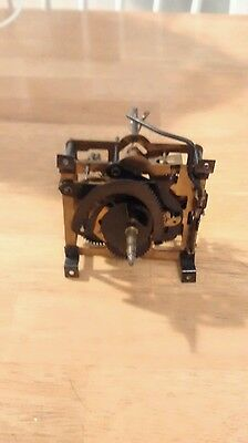 One Cuckoo Clock Works ( Movement) Parts or Repair
